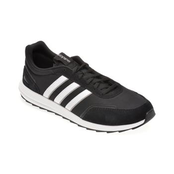 Pantofi sport ADIDAS negri, RETRORUNNER, din material textil