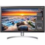 """Monitor IPS LG 27"""" 27UL850-W, UHD (3840 x 2160), HDMI, DisplayPort, Pivot, Boxe (Alb)"""