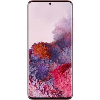 Telefon mobil Samsung Galaxy S20 Plus, Dual SIM, 128GB, 8GB RAM, 4G, Aura Red