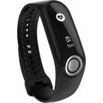 Smartband TomTom Touch Fitness Tracker L Black TomTomFitTrL
