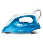 Fier de calcat Bosch TDA 2610 cu abur, putere 2000W, albastru