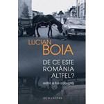 De ce este Romania altfel? ed.2018 - Lucian Boia