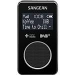 Radio portabil Sangean DPR-34+ W DAB+ / FM RDS