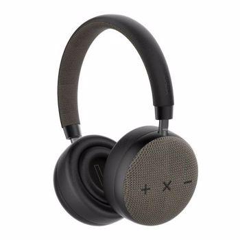 Casti Wireless SACKit TOUCHit, Bluetooth, Noise Cancelling (Negru)