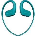 Walkman® wireless Sony NWWS623L Sports®, 4GB, albastru