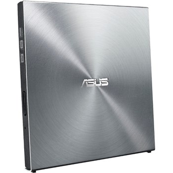 ASUS DVD Writer external, silver, USB