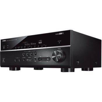 Receiver Yamaha MusicCast RX-V685, 7.2 canale, Negru