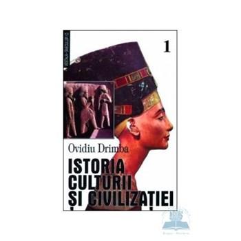 Istoria culturii si civilizatiei - Vol. I II III - Ovidiu Drimba 973-9211-73-9