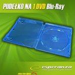 ESPERANZA BLU RAY Box 1 Blue 10 mm ( 100 Pcs. PACK)