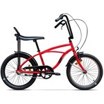 Bicicleta Pegas Strada Mini, 7S, Rosu Bomboana