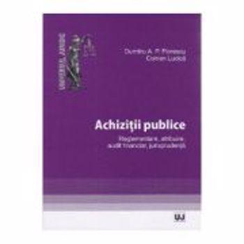 Achizitii publice - Dumitru A. P. Florescu, Lucica Coman