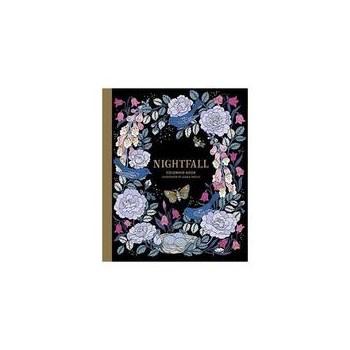 Nightfall Coloring Book, editura Gibbs Smith