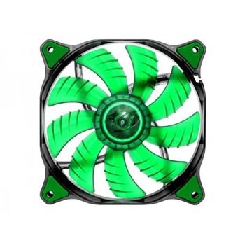 Ventilator Cougar Dual-X Green LED CF-D14HB-G 140mm vecgd14hbg