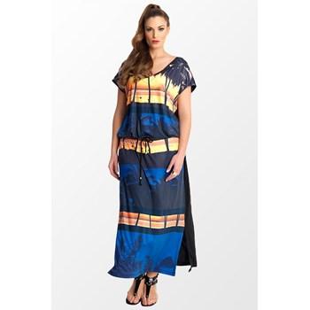 Rochie casual dama Mat Fashion multicolora