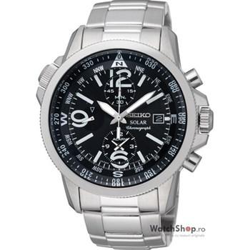 Ceas Seiko SOLAR SSC075P1 Cronograf