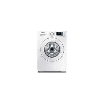 Masina de spalat rufe SLIM Samsung WF60F4E5W2W, Eco Bubble, 6 kg, 1200 RPM, Clasa A++