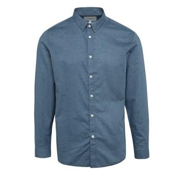 Camasa albastra slim fit Jack & Jones Phlake