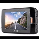 "Camera auto DVR Mio MiVue798, QHD, ecran de 2.7"", unghi de 150 grade, senzor Sony Starvis Cmos, Wi-Fi, GPS încorporat, negru"