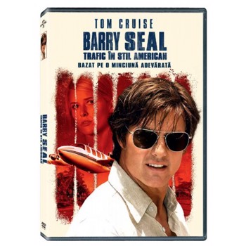 Barry Seal: Trafic in stil American / American Made