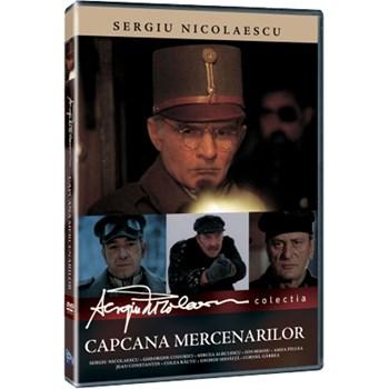 Capcana mercenarilor DVD