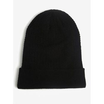 Caciula neagra tricotata Burton Menswear London