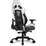 Scaun gaming Sharkoon Shark Skiller SGS3 Black-White
