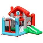 Saltea gonflabila Happy House Happy Hop
