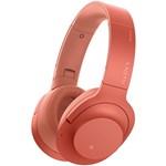 Casti Sony WH-H900N Bluetooth, rosu