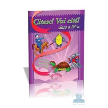 Citesc Voi Citi Cls 4 - Texte Literare Fise De Lucru Jocuri Didactice Teste 978-606-8370-26-2