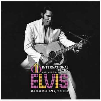 Elvis: Live At The International Hotel, August 26, 1969 - Vinyl