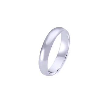 Inel argint 925 model verigheta 4 mm ITU0026