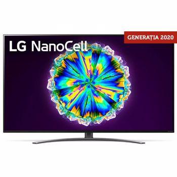 "Televizor LED LG 55NANO863NA TV 139.7 cm (55"") 4K Ultra HD Smart TV Wi-Fi Silver"