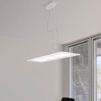 Plafoniera Suspension light Dublight LED Linea Light