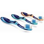 Periuta de dinti electrica Trisa Sonic Power Sensitive Soft 603430, 26000 vibratii/min, Autonomie 14 zile
