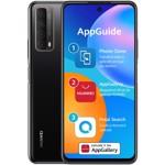 Telefon mobil Huawei P Smart (2021), 128GB, 4GB, Dual SIM, Midnight Black