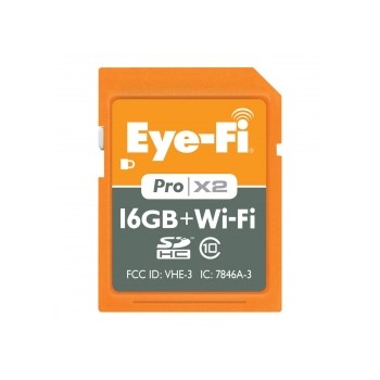 Eye-Fi Pro X2 - card SDHC 16GB