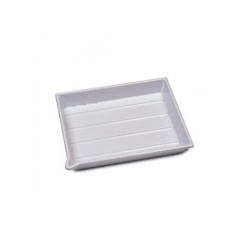 AP Developing Tray - tava laborator 40 x 50 cm - alb