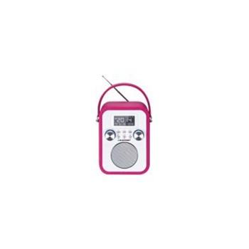 Radio portabil Blaupunkt PP20PK Bluetooth Pink USB SD 5901750500282