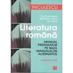 Literatura romana clasele 9-12 Manual preparator Ed. 2012 - Catrinel Popa, Marinela Popa