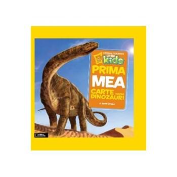 Prima mea carte despre dinozauri. Reeditare