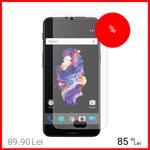 Sticla Securizata Full Body 2.5 D Transparent ONEPLUS OnePlus5