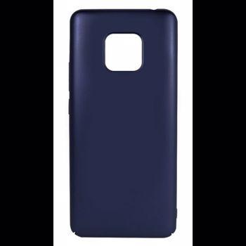 Husa Protectie Spate Just Must Uvo pentru Huawei Mate 20 Pro (Albastru)