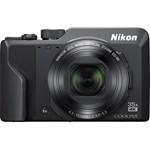 Aparat foto Nikon COOLPIX A1000, 4K UHD, 16MP, 35x, Wi-Fi (Negru)