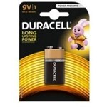 Baterie, Duracell 9V