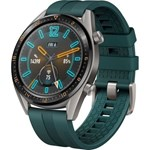 Ceas Smartwatch Huawei Watch GT Fortuna Dark Green 55023721