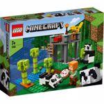 LEGO® Minecraft / LEGO® Minecraft™ - Cresa ursilor panda (21158)