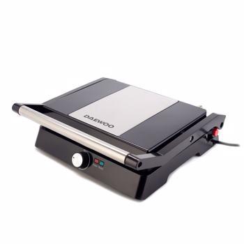Grill electric Daewoo DG2500B 2400 W Placi anti-aderente dg2500b