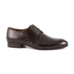 Pantofi Derby barbati enzo bertini maro din piele 3689bp39113m