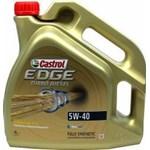 Ulei motor Castrol Edge Titanium Turbo Diesel, 5W40, 4L