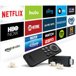 Media-player Amazon Fire TV Stick HDMI Streaming, with Alexa Voice Remote, 2nd generation